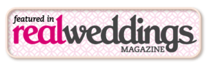 Real Weddings Magazine Logo