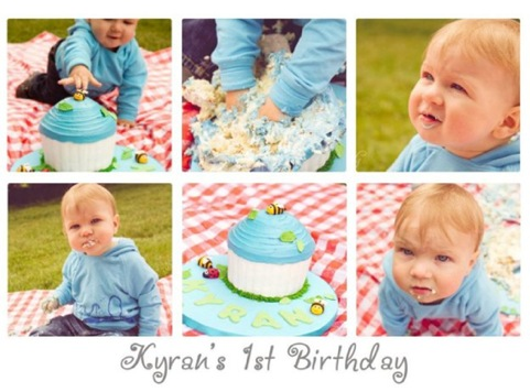 Kyrah 1st Birthday